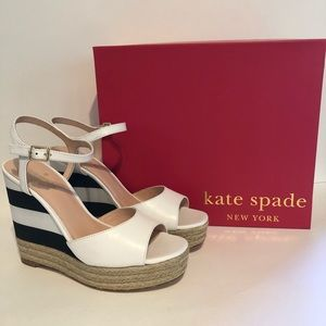 Kate Spade Wedges